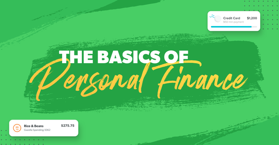 The Basics of Personal Finance