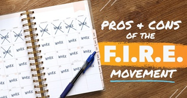 What Is the F.I.R.E. Movement?