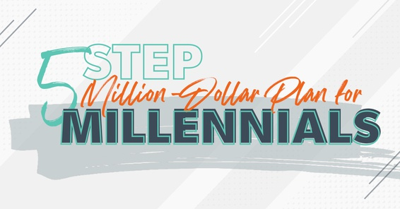 5 step plan for millennials