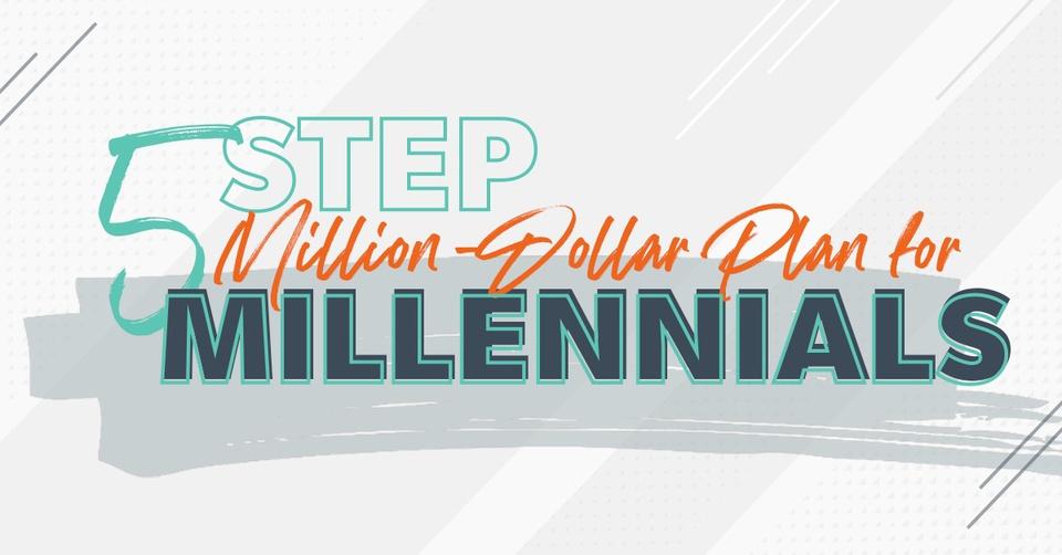 5 step plan for millennials