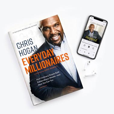 NEW! Everyday Millionaires + Retire Inspired Audiobook Bundle