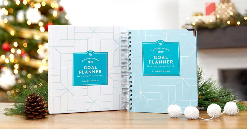 How the Business Boutique Goal Planner Can Help You in 2019