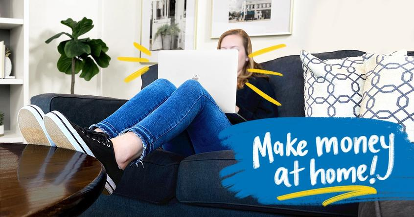 10 Best Work-From-Home Jobs to Make Extra Money