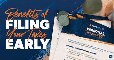 Personal tax checklist.