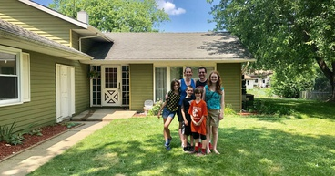 How a Family of Six Moved Cross-Country for a Fresh Start