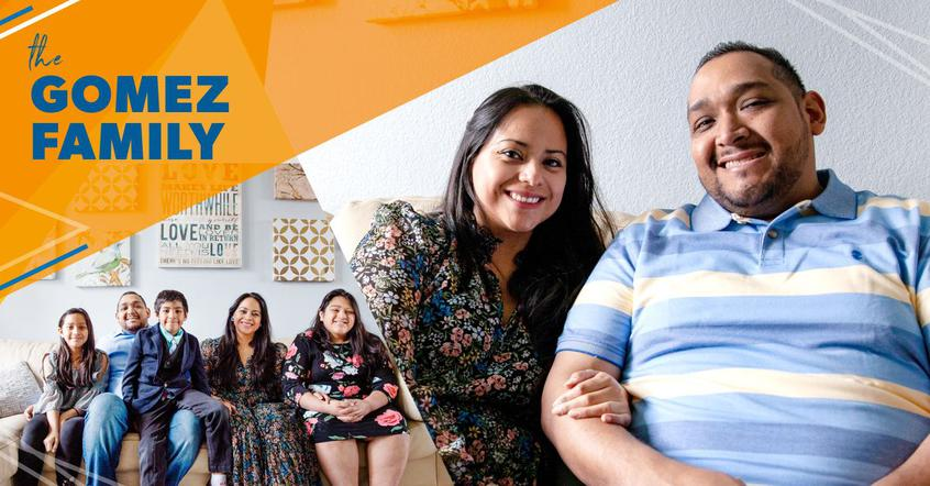 How the Gomez Family Beat Debt and Found a New Home