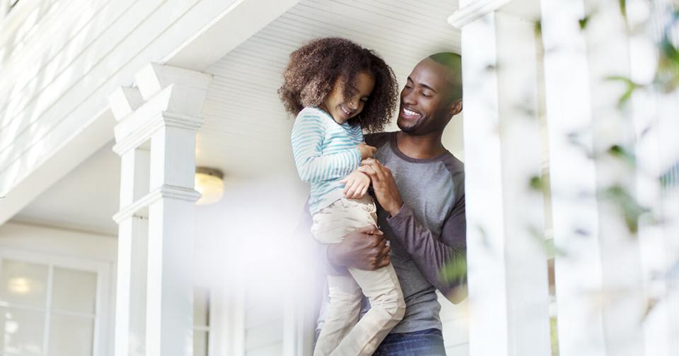 dating and buying a house