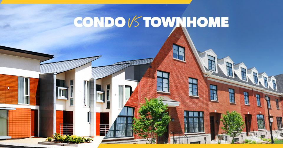 Condos Vs Townhomes Whats The Difference Daveramseycom