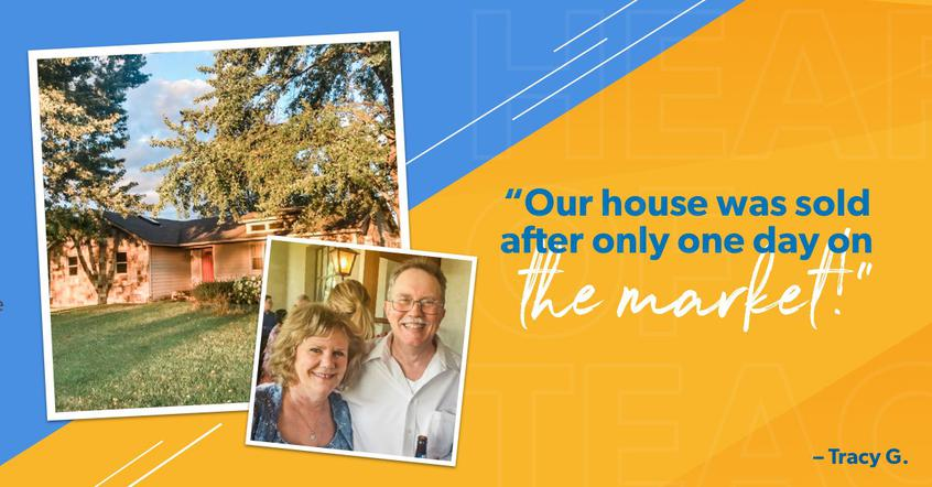 How Tracy Sold a Home Despite a Divorce and Flooded Basement