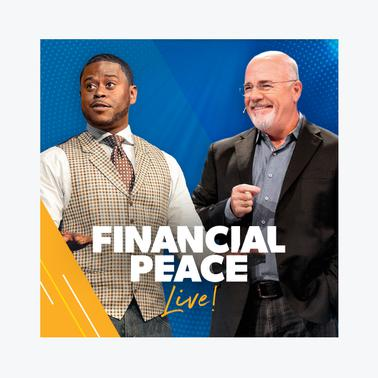 Financial Peace Live with Dave Ramsey and Anthony ONeal