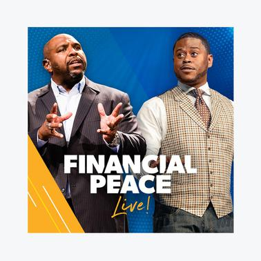 Financial Peace Live with Chris Hogan and Anthony ONeal
