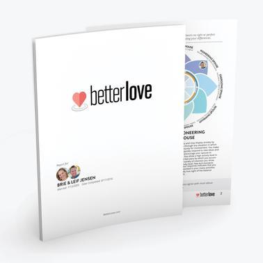 Better Love Assessment