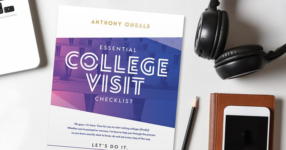 How to Get the Most Out of College Visits