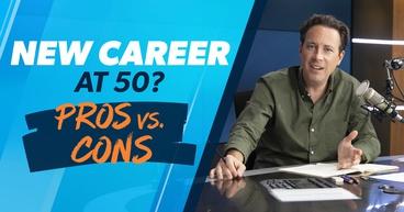 New Career at 50