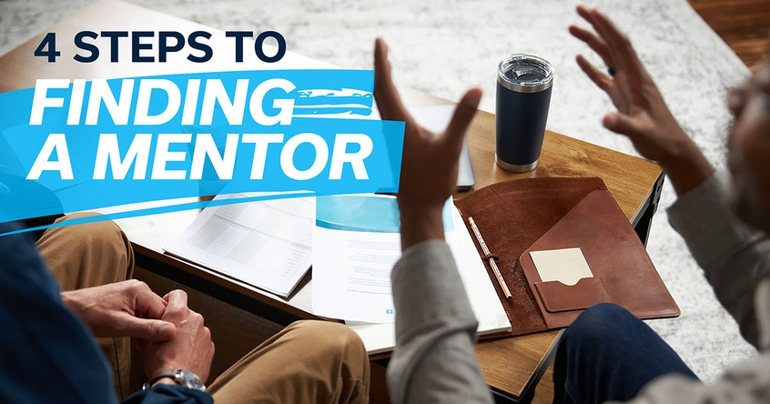 4 Steps to Finding a Mentor