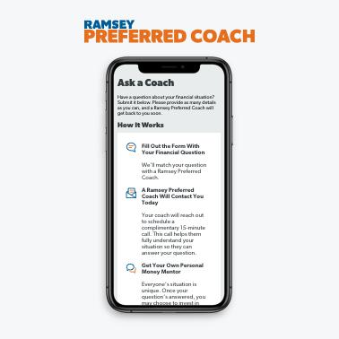 Ramsey Preferred Coach