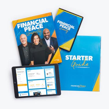 Financial Peace University - Leader Materials