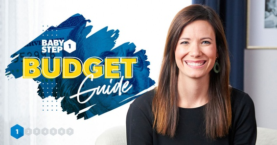 Baby Step 1 Budgeting Guide