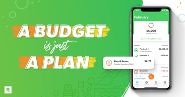 A budget is just a plan