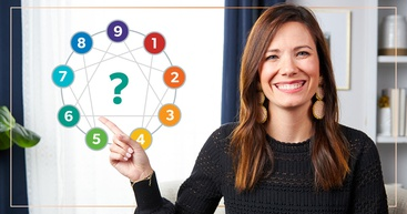 How does enneagram affect money