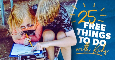25 free things to do with kids