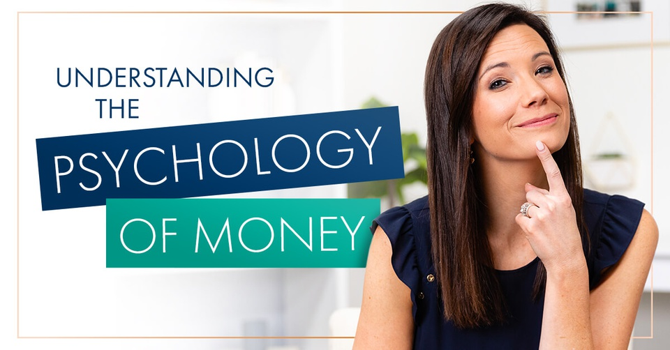 Rachel Cruze thinking about the psychology of money