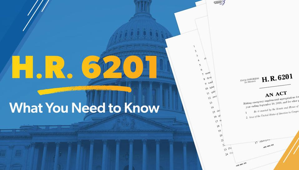 HR-6201 Bill: What You Need to Know