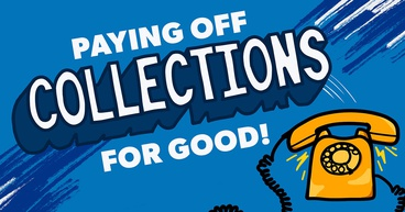 how to pay off collections