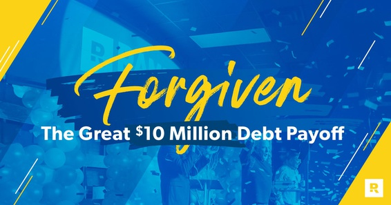 10 Million Dollars Forgiven