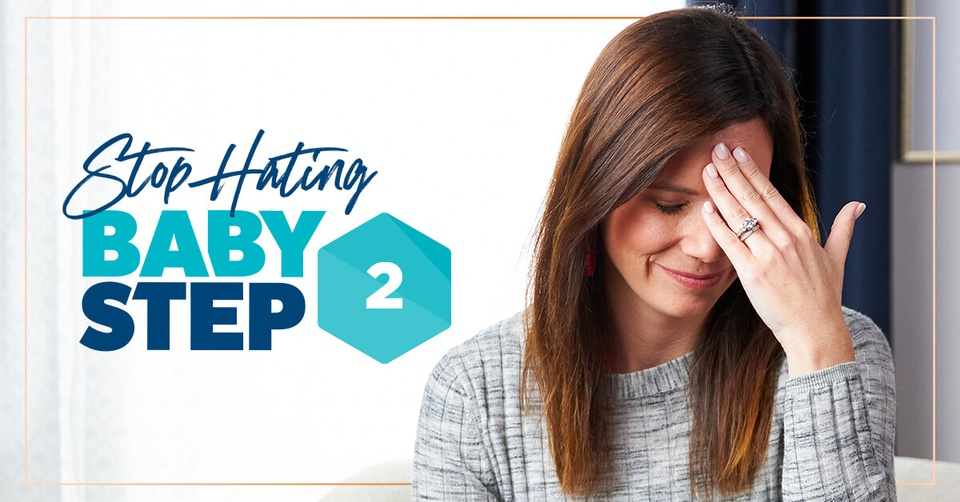 Stop Hating Baby Step 2