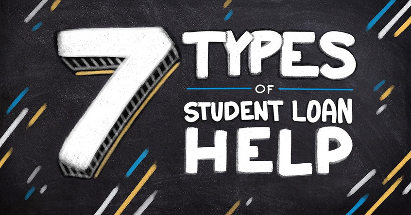 7 Types of Student Loan Help
