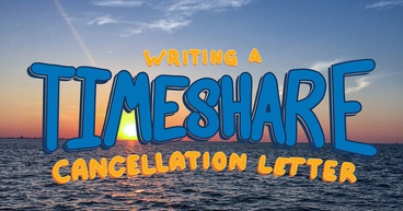 writing a timeshare cancellation letter