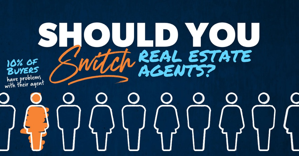 How and When to Switch Real Estate Agents