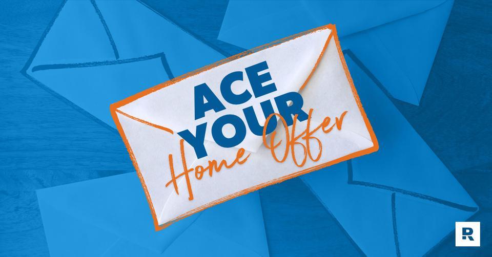 A chosen home offer envelope.