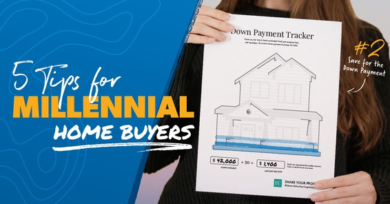 5 Tips for Millennial Homebuyers