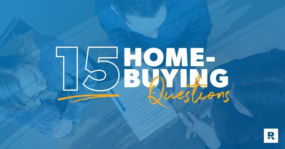 A couple meeting with a real estate agent prepared with questions to ask when buying a house