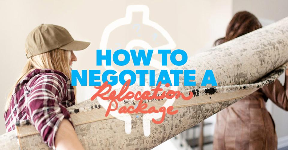 How to Negotiate a Relocation Package