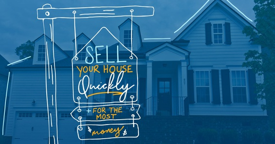 How to sell a house.