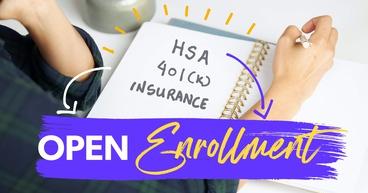 open enrollment season