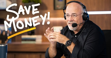 Dave Ramsey on his radio show.