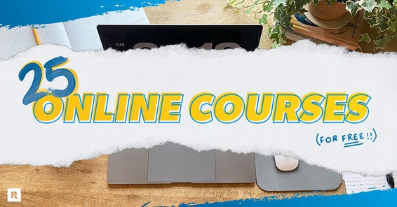 25 Free Online Courses