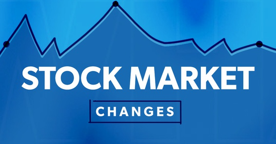 Stock market changes