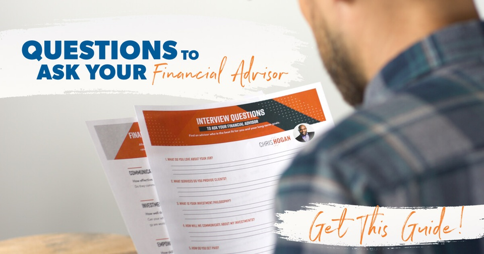 A guide on questions to ask your financial advisor.