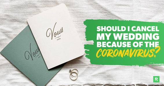 Should I cancel my wedding?