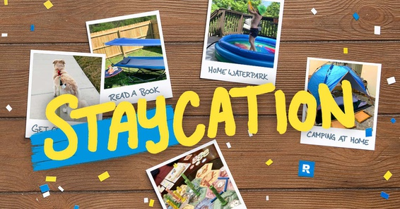 How to Plan a Staycation