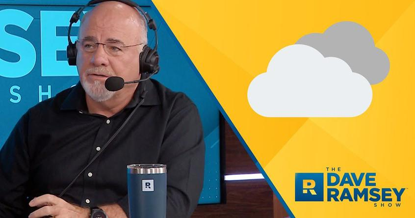 Dave on the Dave Ramsey Show.