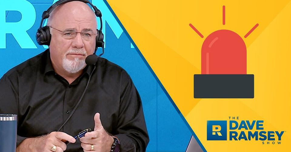 Dave on the Dave Ramsey Show