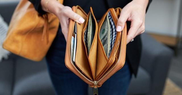 Dave Ramsey Minimalistic Cash Envelope System BudgetPerfect 8 Minimalist Floral Laminated Cash Envelopes For Budgeting Money Envelopes