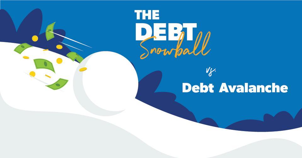 The Debt Snowball vs. Debt Avalanche