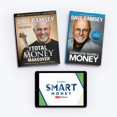 The Total Money Makeover + Dave Ramsey's Complete Guide to Money